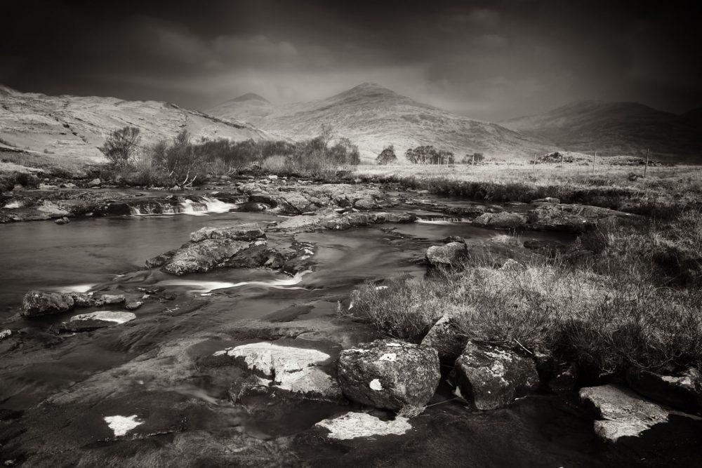 Coladoir River and Ben More