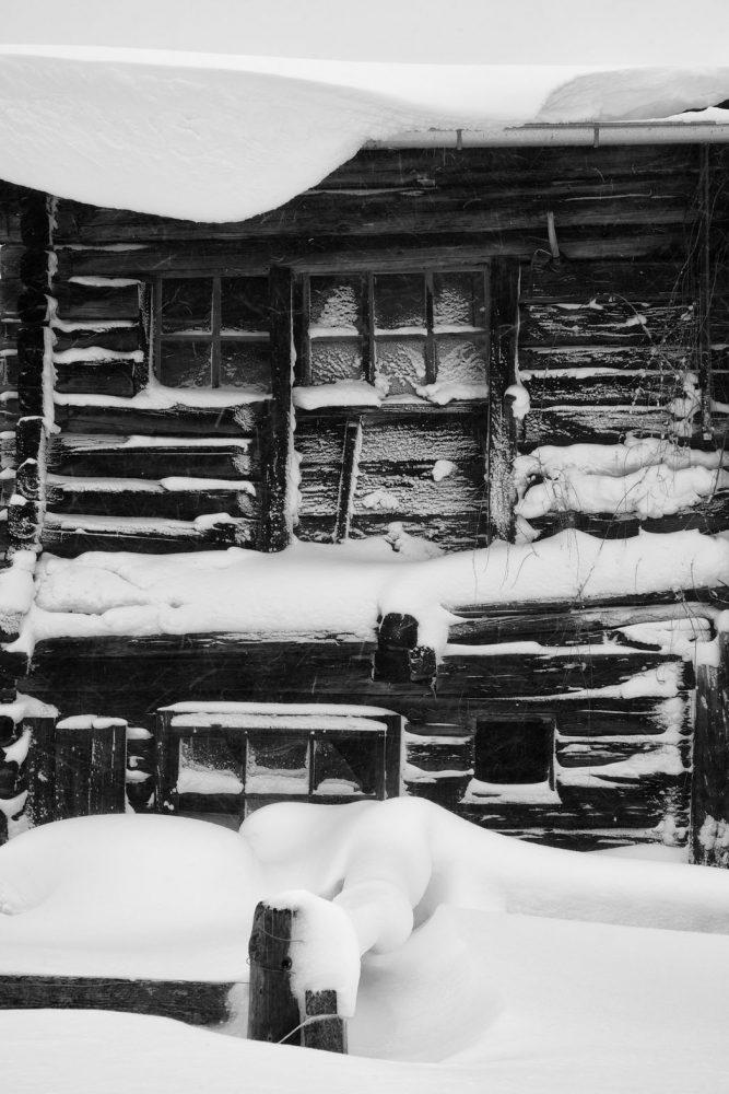 Covered Farmhouse #2