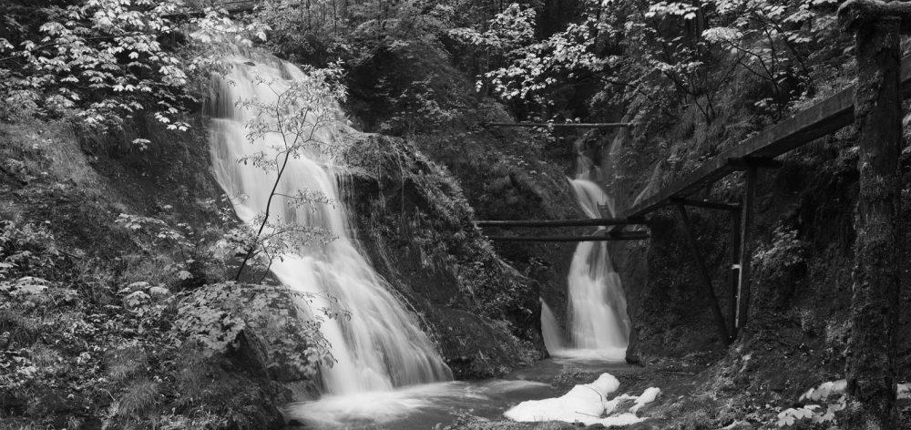 Der Plötz Waterfalls and Canyon