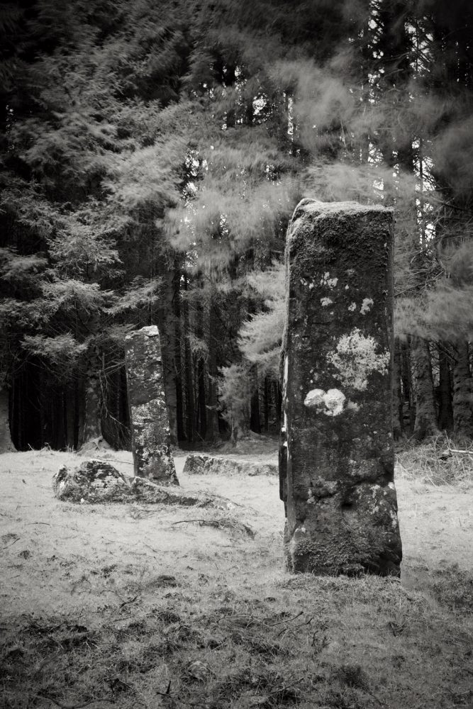 Dervaig Standing Stones