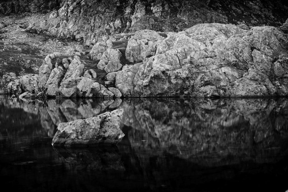 Lake Reflection, Klafferkessel