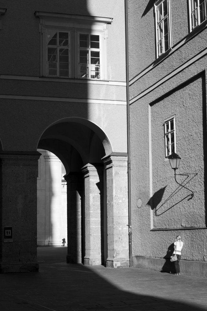 Salzburg Franziskanerstraße