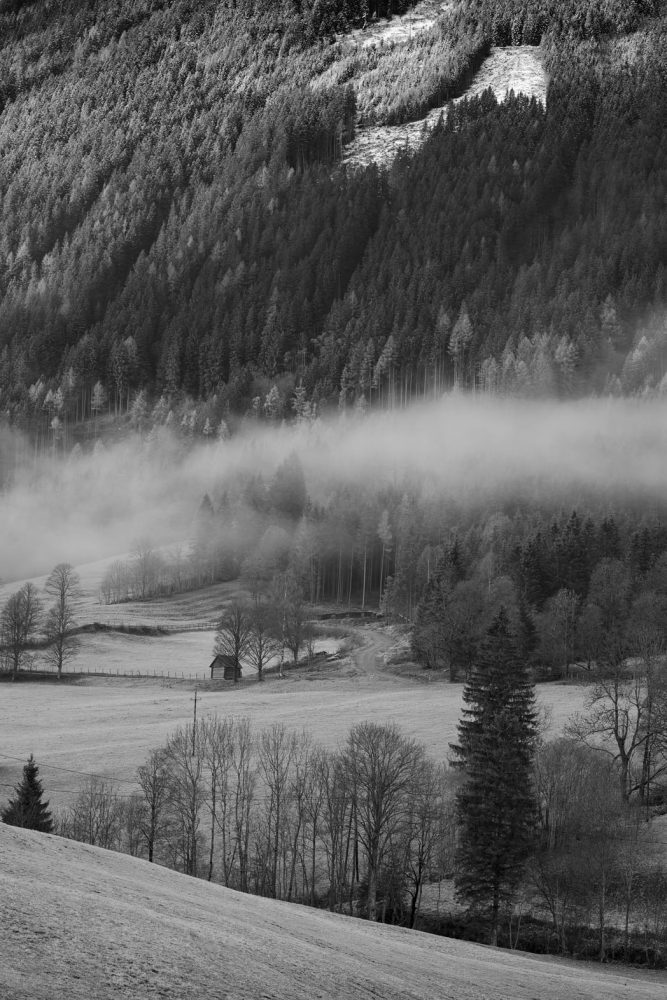 November Morgen, Obertal