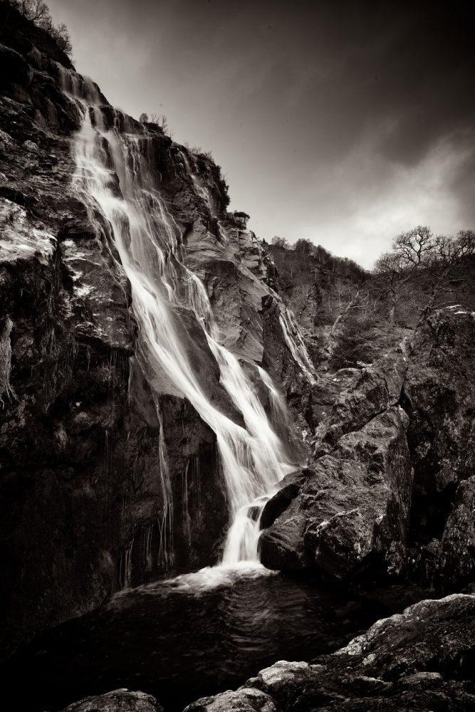 Powerscourt Waterfall #1