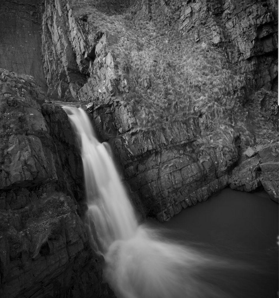 Speke's Mill Waterfall, Hartland