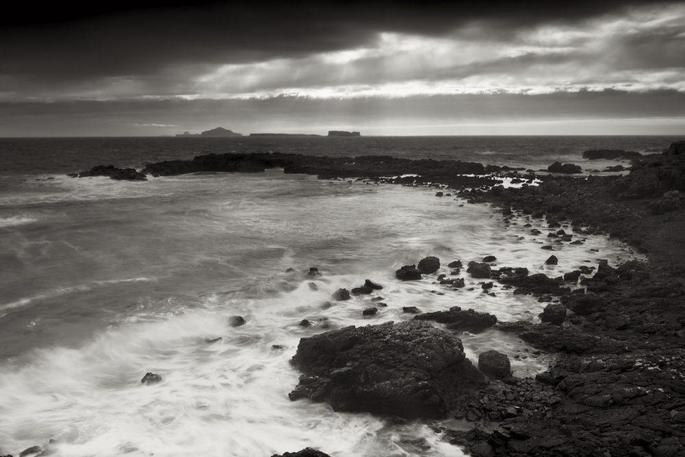 Treshnish Isles from Treshnish Point