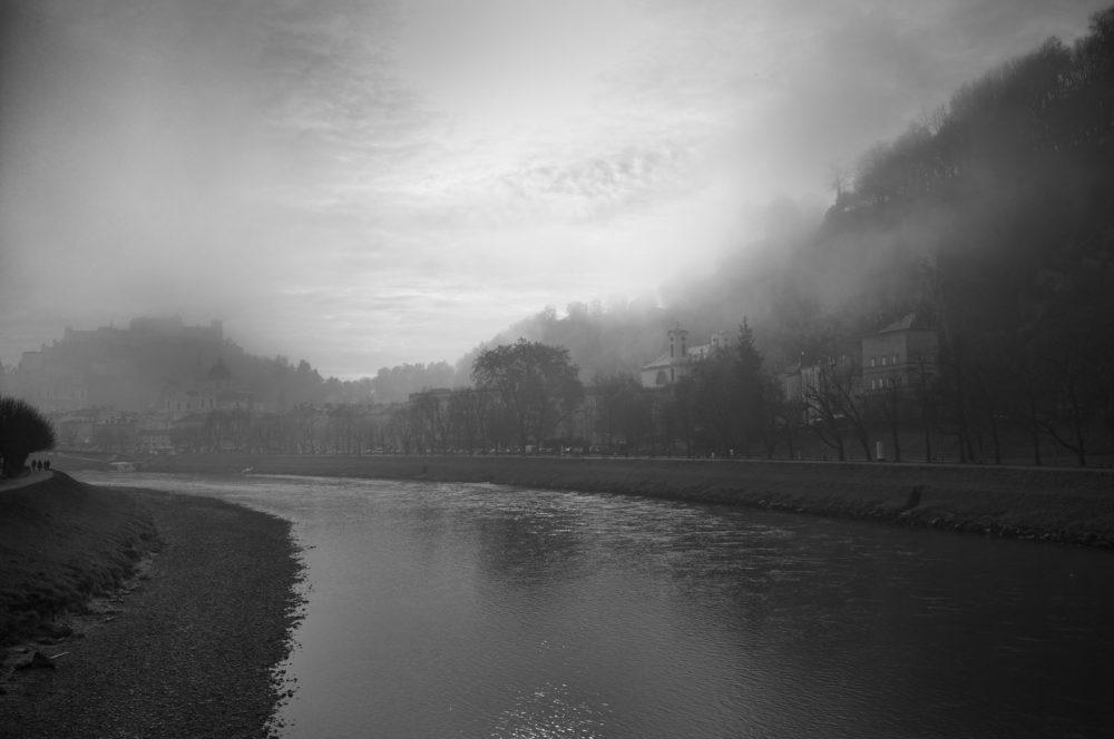 Under the fog