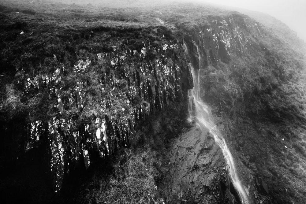 Waterfall Sill, Balmeanach Farm